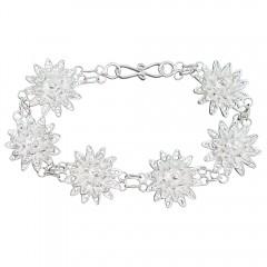 Gardenia Garland Bracelet