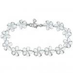 Plumeria Garland Bracelet