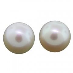 Classic Pearl Post Earrings