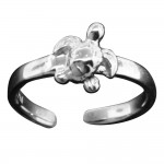 Sea Turtle Toe Ring