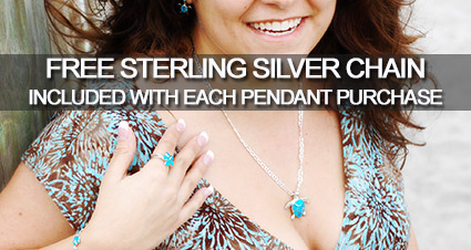 Free Sterling Silver Chain